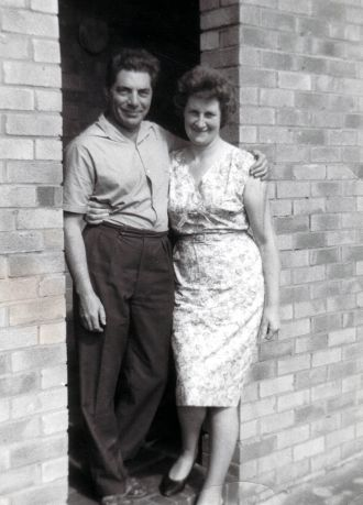 George & Dorothy Hirons