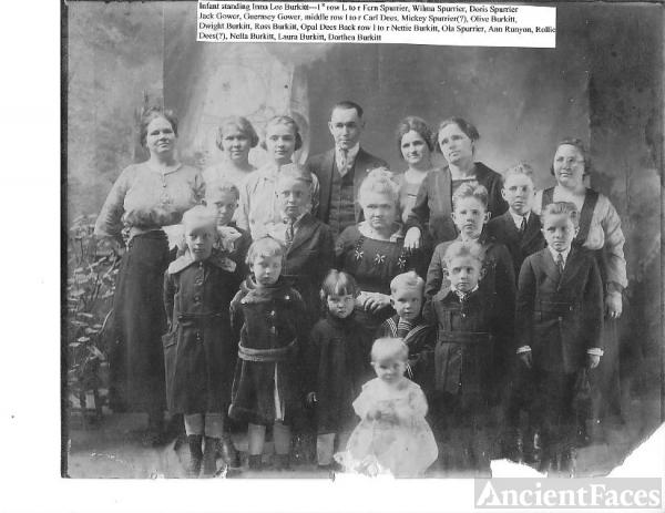 Burkitt family members