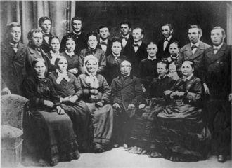 Christian Krause II Family Portrait