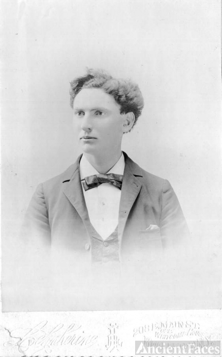 Charles Freer as a young man