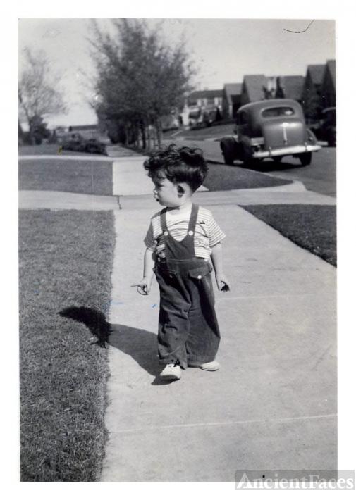 Unknown baby boy