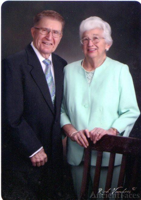 Bill and Doris Fross Fouts
