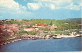 USCG Academy - River View