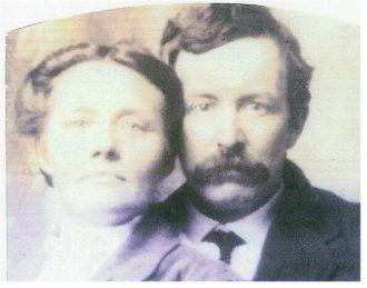 James Levi Bishop & Mary Magaline Littlejohn