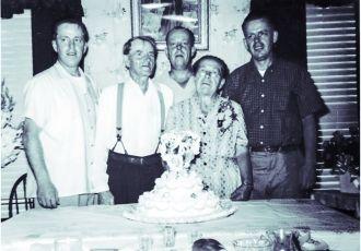 Anthony Kalinowski Family