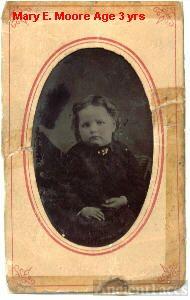 Mary Elizabeth Moore White