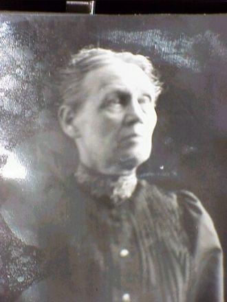 Sarah Jane Thrasher Woodward
