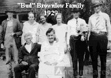 James Madison Brownlow Family