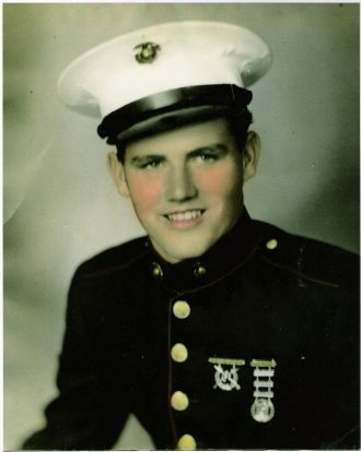 My dad Aubrey Max Couch