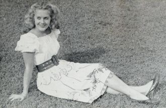 Patricia Davis, Florida, 1948