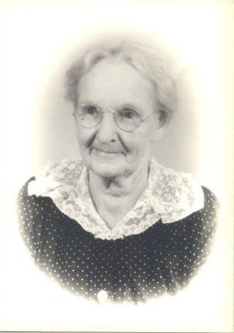 Carrie Irene McKinney Arrington