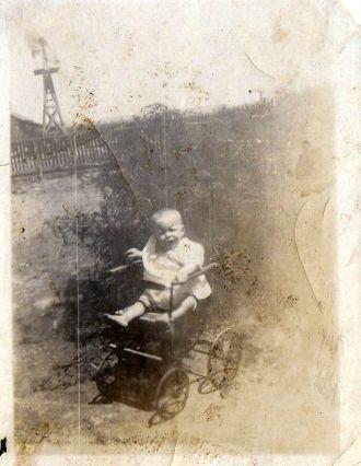 Baby Ira Merle Ogden