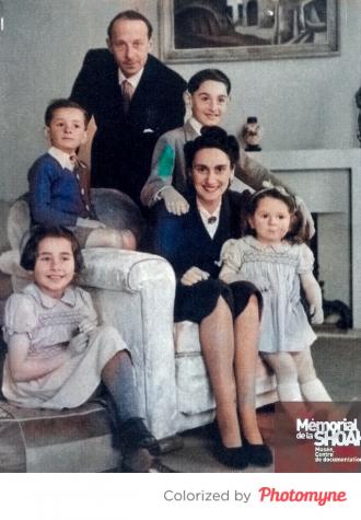 Francine Baur Family