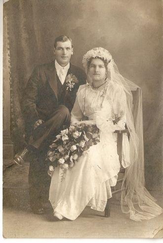 Arthur Schultz & Margarzet Plautz Schultz