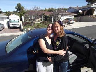 Tana Scalese & Kyra Porter, CA
