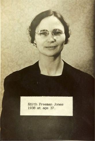 Edith (Freeman) Jones