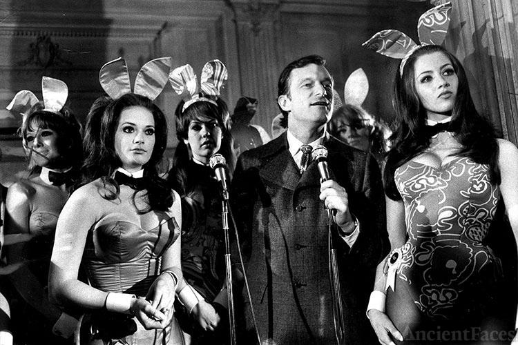 Hugh Hefner, 1969