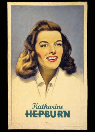 A photo of Katharine Hepburn