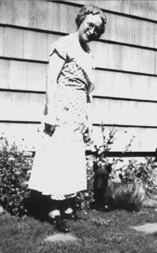 Mary Ann (Jones) Tasker, Oregon