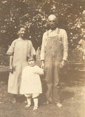 Hattie (Wilkes) and James T. Glasscock