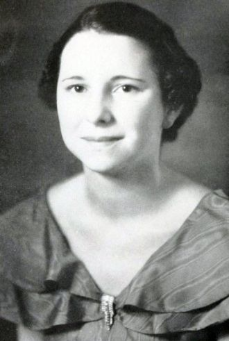 Emily Sue Mallonee, North Carolina 1936