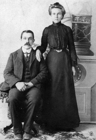 Abram & Bertha Van Kleeck