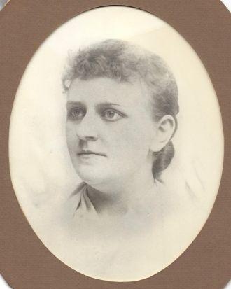 Unknown Pritchett or Parham woman