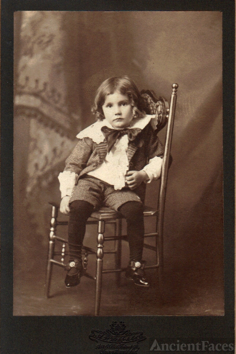 Little Lord Fauntleroy - Unknown Boy