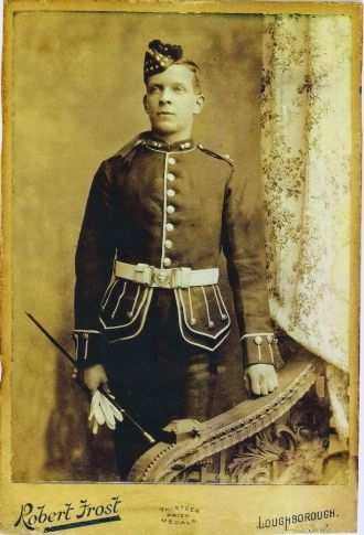 A photo of George William Marchant Taylor