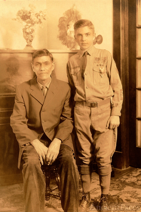 Francis and Walter Boyce