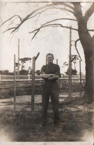 Unknown World War II Australian Soldier