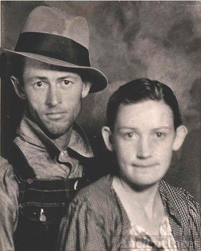 Joseph & Thelma Walsh Tallent
