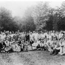 Light & Link Family Reunion, Virginia 1933