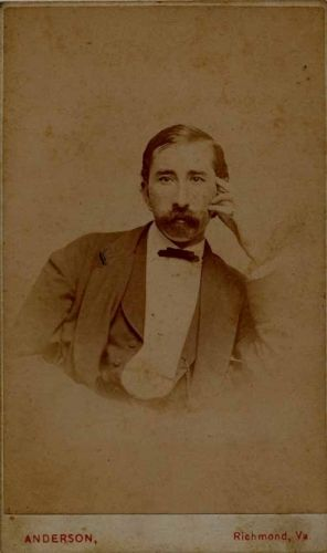 A photo of  George Whitfield Ivey