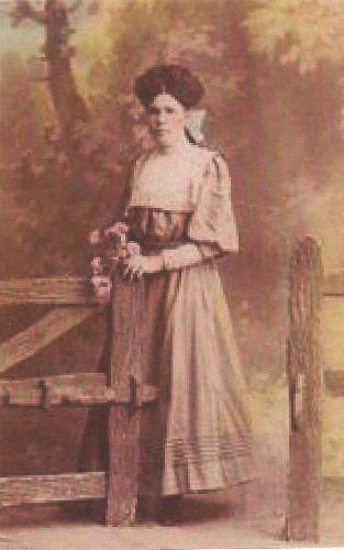 Gertrude May (Dot) Gerdes