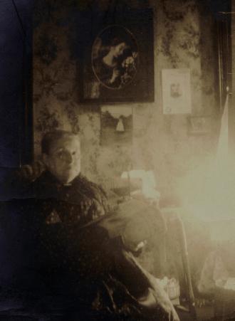 Mary Elizabeth Cranston Choate (1833 - 1909)