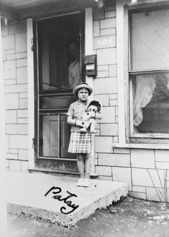 Patricia Loy, child