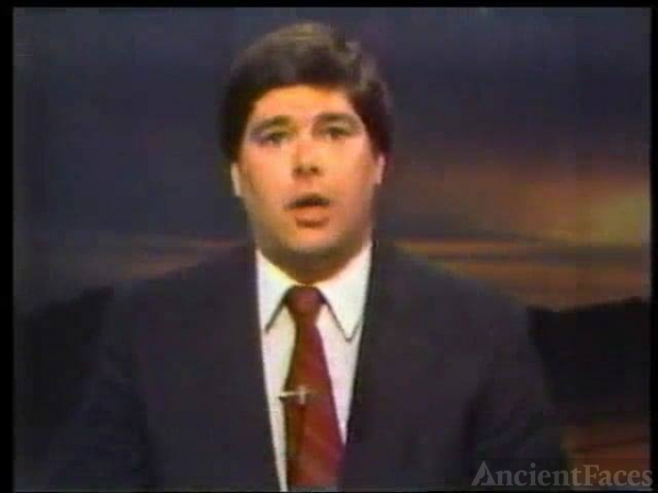 Dennis Smith on The Weather Channel (1987)