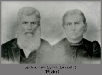 A photo of Mary  (Arnold) Hickel