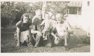 Erma & John Carr Visit Her Half Brother in FL, 2