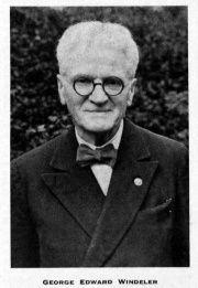 George Edward Chappy Windeler