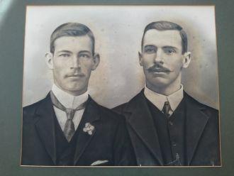 Unknown Tasmanian men