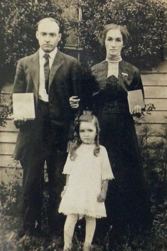 Robert N. Kidd and family