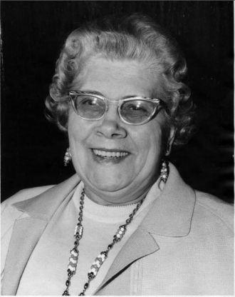 A photo of Ella Mae  (Casto) Ginther Grangier
