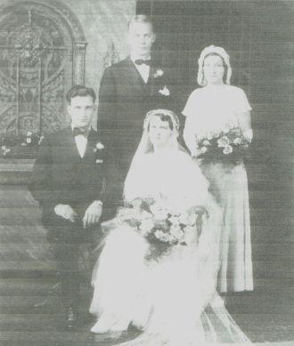 Bill and Kathryn (Quinn) Abolt, 1931