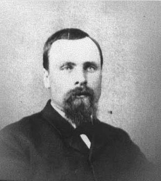 A photo of Warren Russell Whittaker