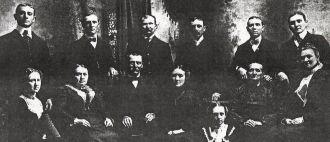 Huber Family