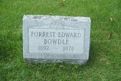 A photo of Forrest Edward Bowdle