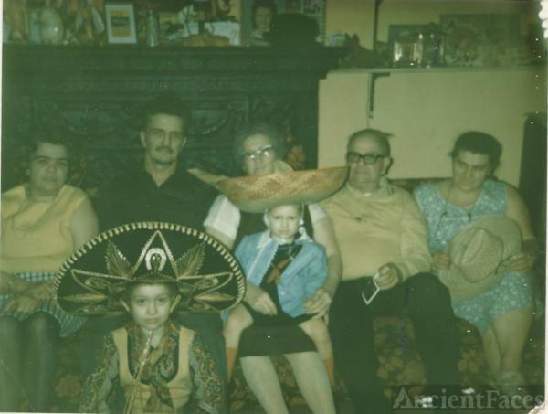 Sophie E Bailey family