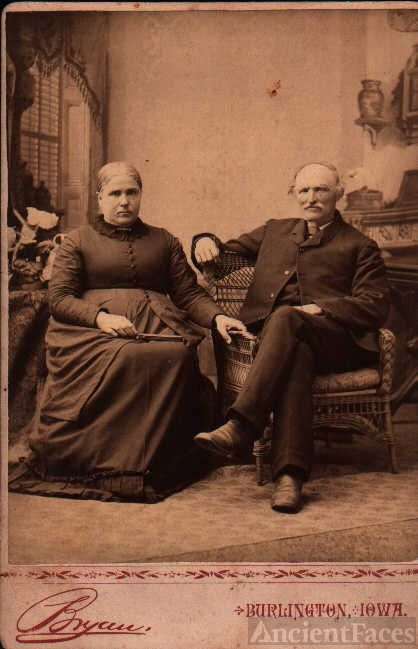 William and Minerva ?